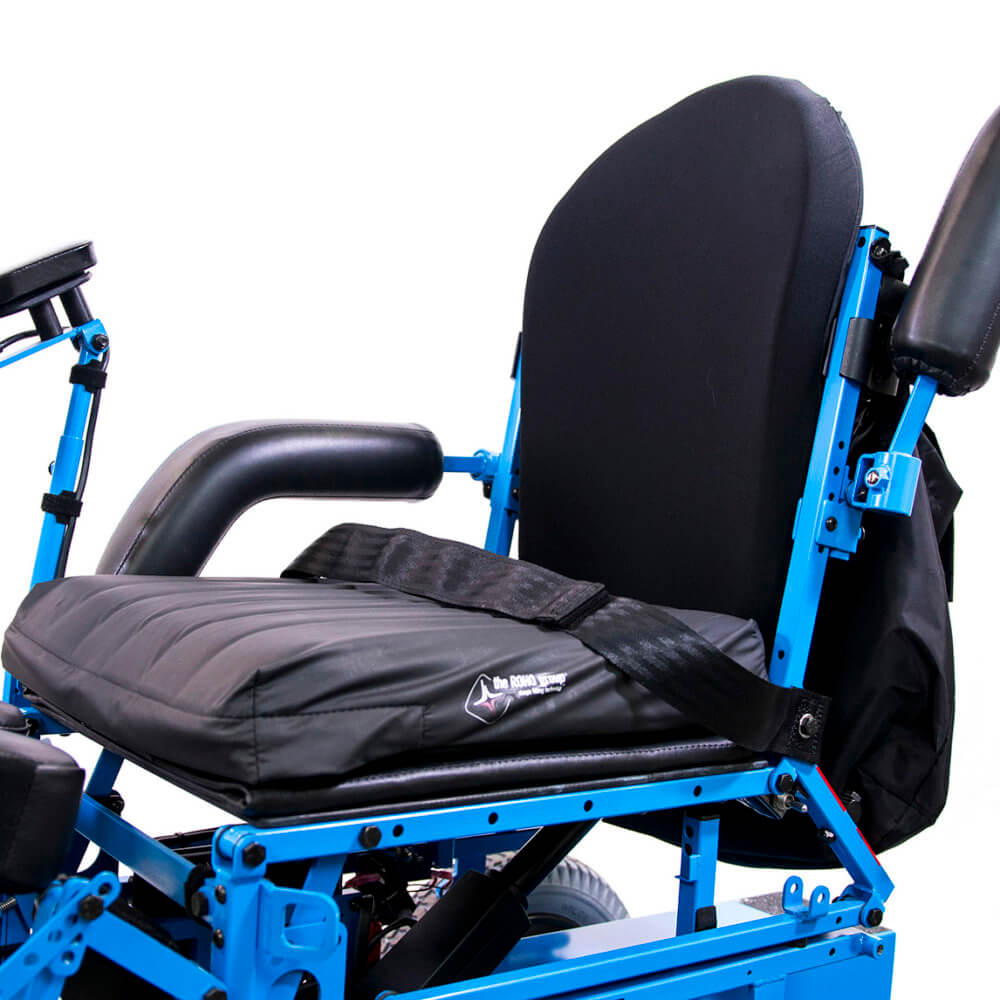 full-power chair seat cushion and back
